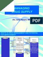 Managing Drug Suply ISTN