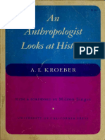 Alfred Kroeber - An anthropologist looks at history (1963)