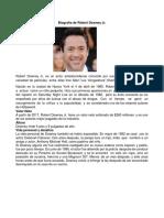 Biografia de Robert Downey Jr ES