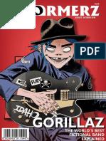 Gorillaz Informerz Magazine