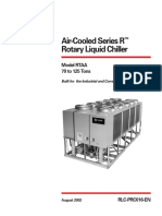 Air Cooled Series R Rotary Liquid Chiller