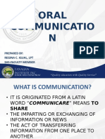 Oral Communication (PRELIM) - Copy