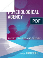 [Roger Frie] Psychological Agency Theory, Practic(BookFi)