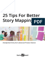 eBook User Stories