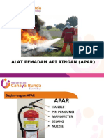 Presentasi APAR