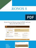 Kronos 8 Training Guide