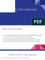 Welcome to Task Lightening! Easy to Concentrate on Work