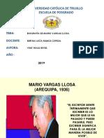 Bibliografia Mario Vargas Llosa (2)