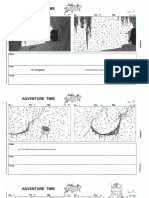 AT Come Along With Me Main Title - network pitch storyboard