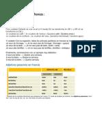 Frances ARTICULOS PARTITIVOS