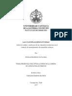 Las cláusulas resolutorias. Sobre la validez o ineficacia de las cláusulas resolutorias en el contrato de arrendamiento de inmuebles urbanos - Nicolás Oliva Leal