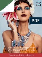 Wholesale stalactite gemstone jewelry