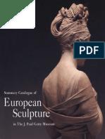 Summary Catalogue of European Sculpture  - Peter Fusco.pdf