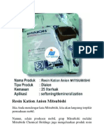 0813 2259 9149 Jual Resin Anion Di Banjarmasin Dimana Jual Resin Anion Lewatite Ady Water