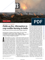 Fields on fire Alternatives to crop residue burning in India.pdf
