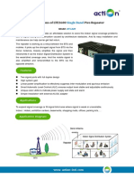 1 Specifications of LTE2600 Single Band Pico Repeater (ATLA20)