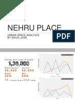 Nehru Place Urban Space Analysis