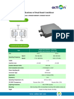 Specifications of Dual Band Combiner(AT0502010809DF&AT0502011821DF_20140107)