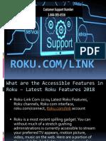 Support www.Roku.Com/Link Code, ESPN Activation