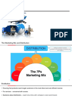 Distribution - Marketing