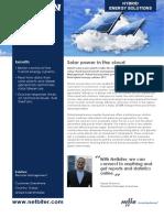 IoT Case Story_Enerwhere Dubai_DEIF_NetBiter Collaboration