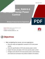CS Voice Precise Power Control
