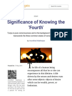 Significance of Knowing the 'Fourth'.pdf