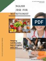 English for Nutritionist by Novia Rosdamayanti