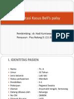 Presentasi Kasus Bell's palsy Pius.pptx