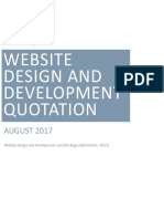 WEBSITE DESIGN AND DEVELOPMENT QUOTATION.pdf