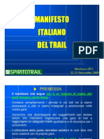 Manifesto Trail