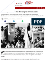 Indian National Congress Rule in India - INC History