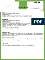 Green Creative Resume-WPS Office.docx