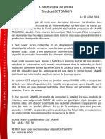 20180711 Com Presse MOURENX