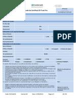 Formula i Red e Certificat Signature Electron i Que