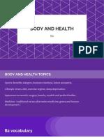 Body and Health (b2)