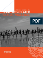 UN-Conflict-related sexual violence