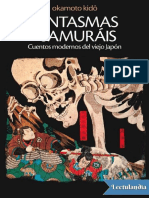 Fantasmas y Samurais - Kid Okamoto