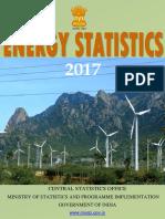 Energy Statistics 2017