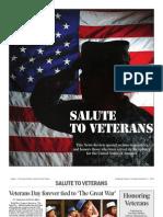 Salute to Veterans 2010
