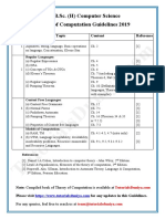 Theory of Computation Guidelines and Practical List - TutorialsDuniya