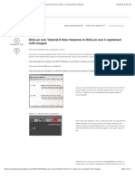 DIALux Evo Tutorial 8 New Features in DIALux Evo 3 Explained With Images « Ezzatbaroudi's Weblog