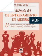 El Método 64 de entrenamiento de ajedrez