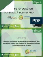 Concurso Fotografa Soy Boyaca 2019
