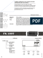 Manual Tecnico Fk100t