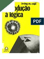 Introdução a Lógica Irving Copi