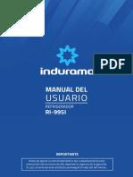 User Manual RI-995I.manual de Usuario RI-995I (1) (3)
