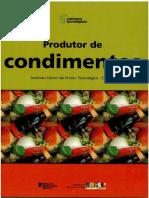 Produtor de Condimentos