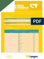 Lista de Precios Granel 08-08-2019