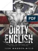 Dirty English - #1